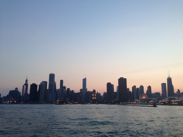 Chicago Skyline 6.13.3