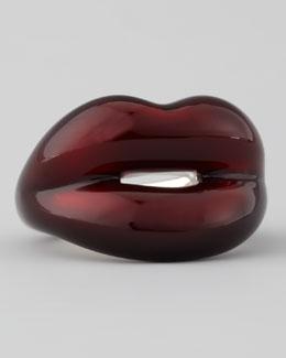 Solange Azagury-Partridge lip ring 1